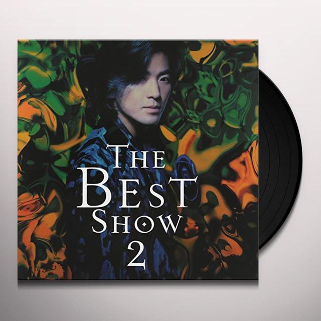 Ekin Cheung BEST SHOW 2 (HK) Vinyl Record