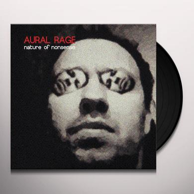 AURAL RAGE NATURE OF NONSENSE Vinyl Record - UK Import