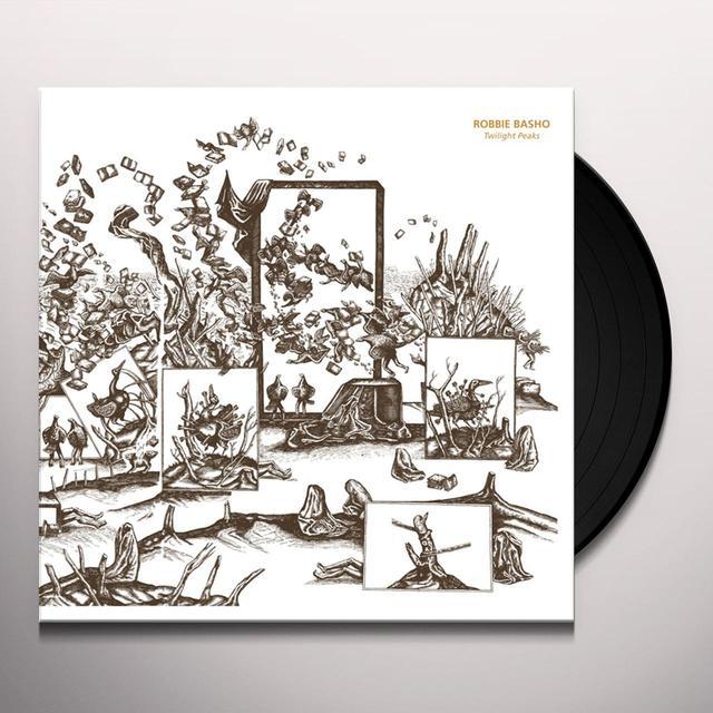 Robbie Basho TWILIGHT PEAKS Vinyl Record - UK Import