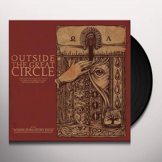Costin Chioreanu OUTSIDE THE GREAT CIRCLE WHERE PURGATORY ENDS Vinyl Record - UK Release