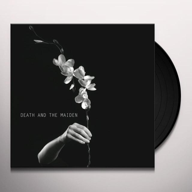 DEATH & THE MAIDEN Vinyl Record - UK Import