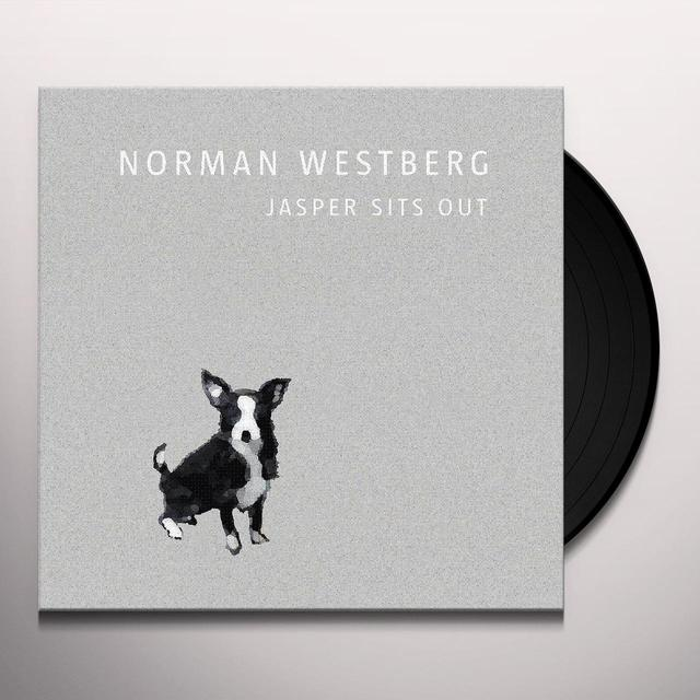 Norman Westberg JASPERS SITS OUT Vinyl Record - UK Release