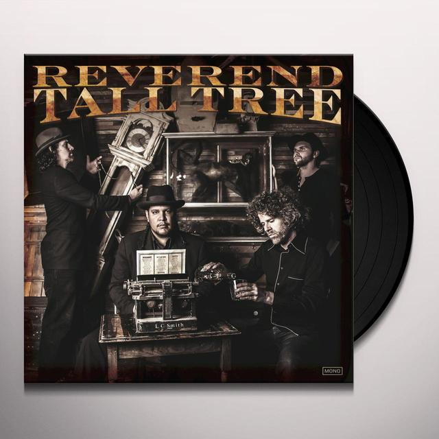 REVEREND TALL TREE Vinyl Record