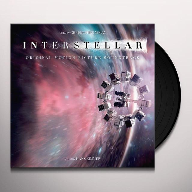 Hans Zimmer INTERSTELLAR / O.S.T. Vinyl Record