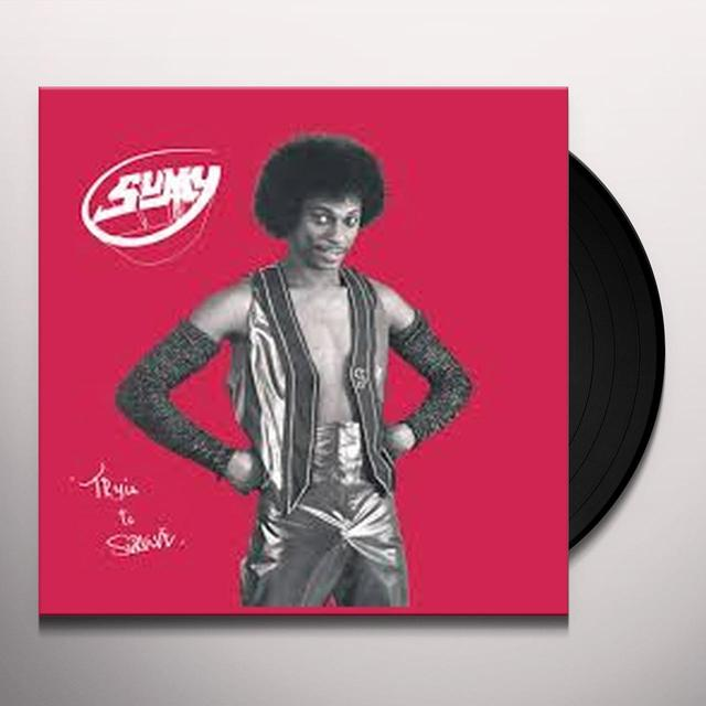 SUMY TRYIN TO SURVIVE Vinyl Record - Limited Edition
