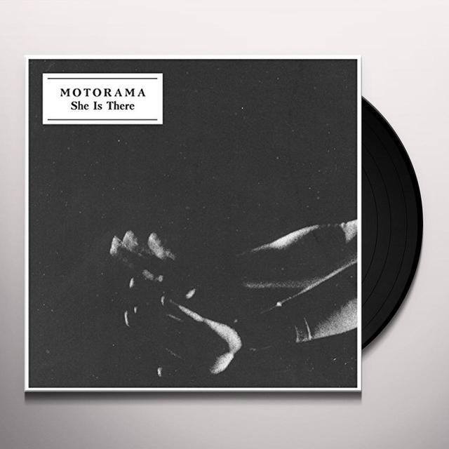 Motorama SHE IS THERE / SPECIAL DAY Vinyl Record