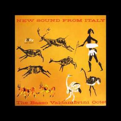 Basso Valdambrini NEW SOUND FROM ITALY Vinyl Record