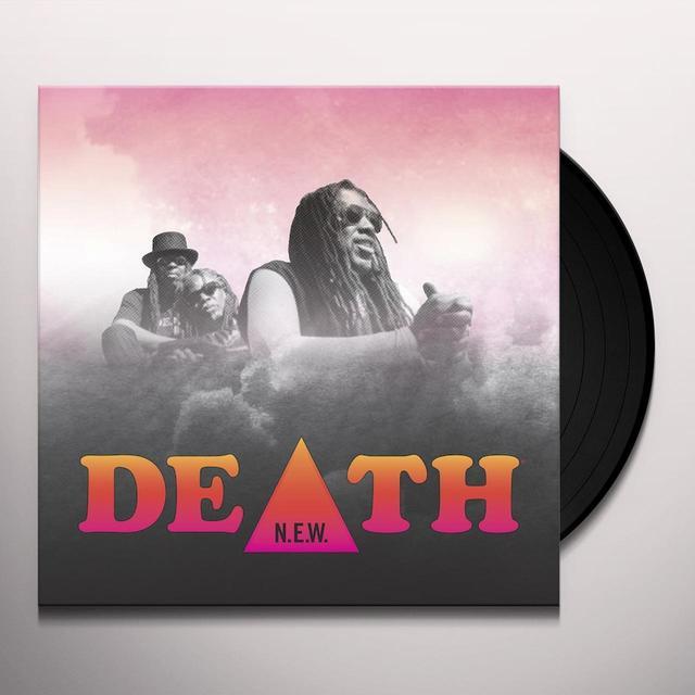 Death N.E.W. Vinyl Record
