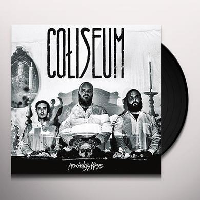 Coliseum ANXIETY'S KISS Vinyl Record