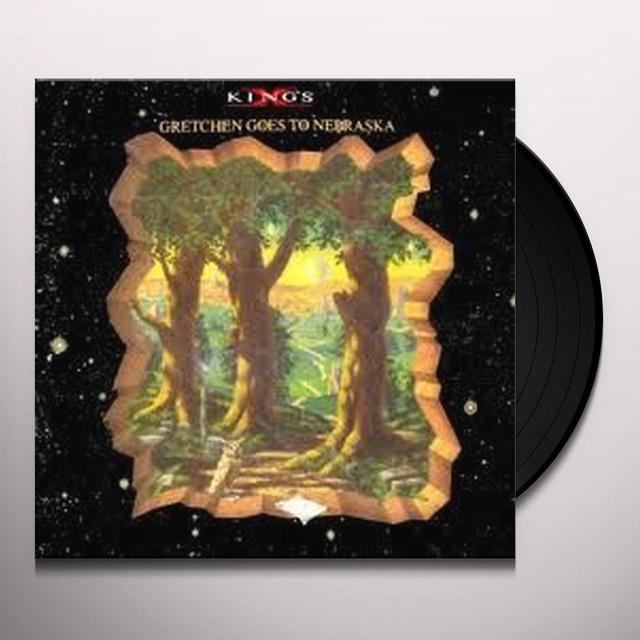 Kings X GRETCHEN GOES TO NEBRASKA Vinyl Record