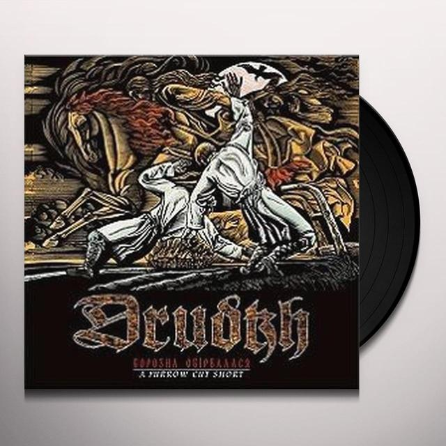 Drudkh FURROW CUT SHORT Vinyl Record