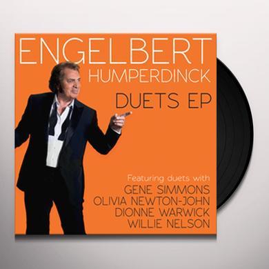Engelbert Humperdinck DUETS EP (EP) Vinyl Record