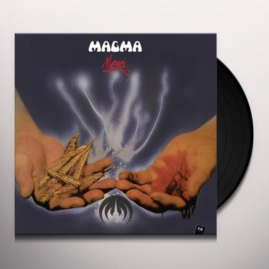 Magma MERCI Vinyl Record
