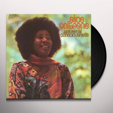 Alice Coltrane UNIVERSAL CONSCIOUSNESS Vinyl Record