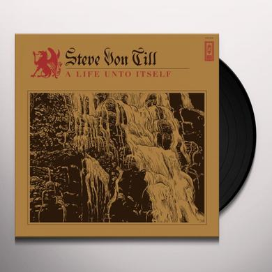 Steve Von Till A LIFE UNTO ITSELF Vinyl Record
