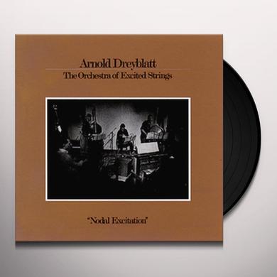 Arnold Dreyblatt NODAL EXCITATION Vinyl Record