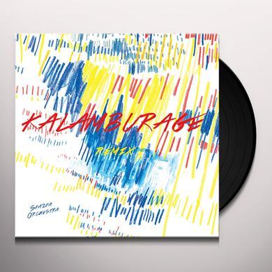 SKAZKA ORCHESTRA KALAMBURAGE - REMIXES Vinyl Record