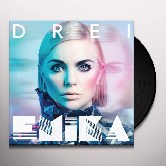 Emika DREI Vinyl Record
