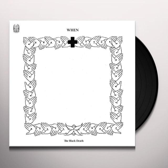 When BLACK DEATH Vinyl Record