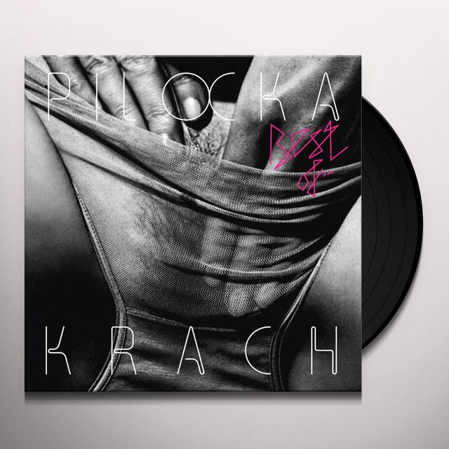 Pilocka Krach BEST OF (EXCO) Vinyl Record