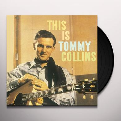 THIS IS TOMMY COLLINS Vinyl Record