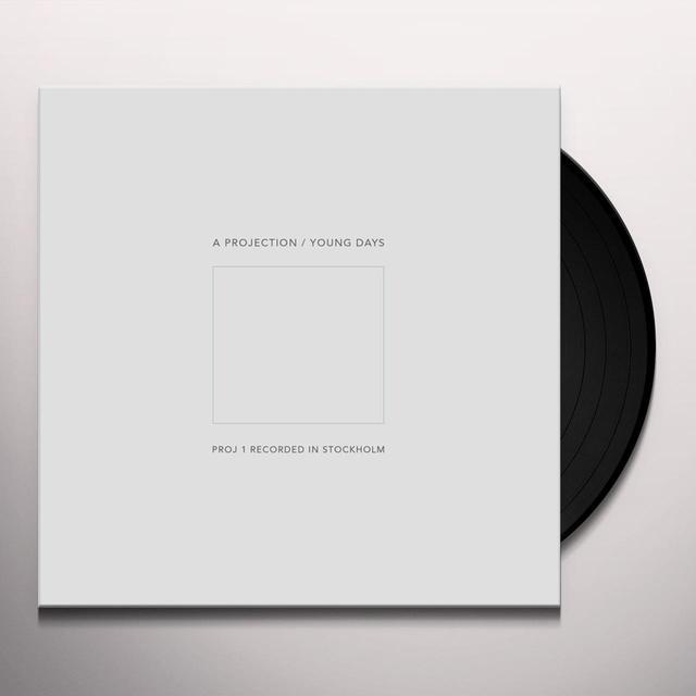 Projection EXIT Vinyl Record