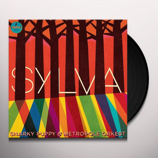 Snarky Puppy SYLVA Vinyl Record