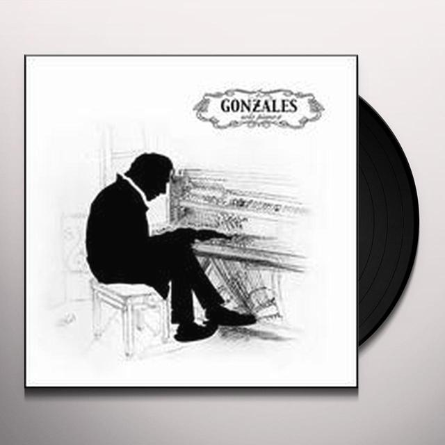 Chilly Gonzales SOLO PIANO II Vinyl Record - Canada Import