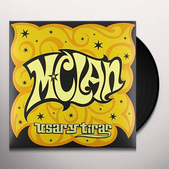 M Clan USAR Y TIRAR Vinyl Record - Spain Import