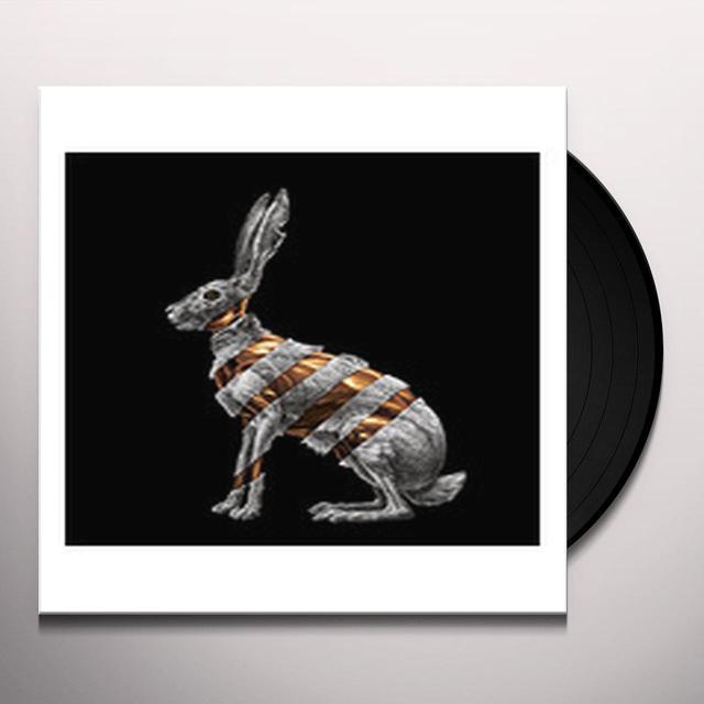 San Fermin JACKRABBIT Vinyl Record - UK Import