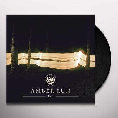 Amber Run 5AM Vinyl Record