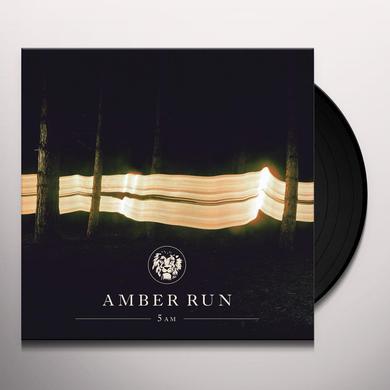 Amber Run 5AM Vinyl Record - UK Release