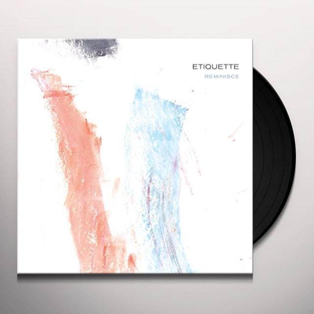 ETIQUETTE REMINISCE Vinyl Record - Canada Import