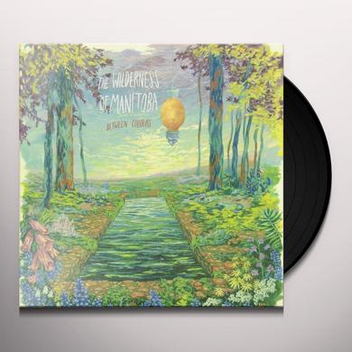 WILDERNESS OF MA BETWEEN COLOURS Vinyl Record - Canada Import