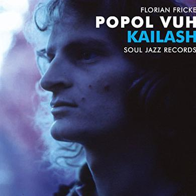 Popol Vuh KAILASH: PILGRIMAGE TO THE THRONE OF GOD Vinyl Record