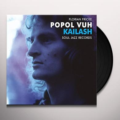 Popol Vuh KAILASH: PILGRIMAGE TO THE THRONE OF GOD Vinyl Record - Canada Import