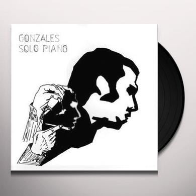 Chilly Gonzales SOLO PIANO (BONUS CD) Vinyl Record - Canada Import