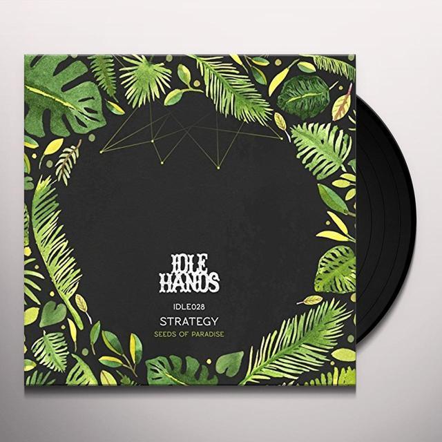 Strategy SEEDS OF PARADISE Vinyl Record - UK Import