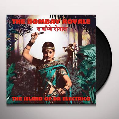The Bombay Royale WILD STALLION MOUNTAIN Vinyl Record - UK Release