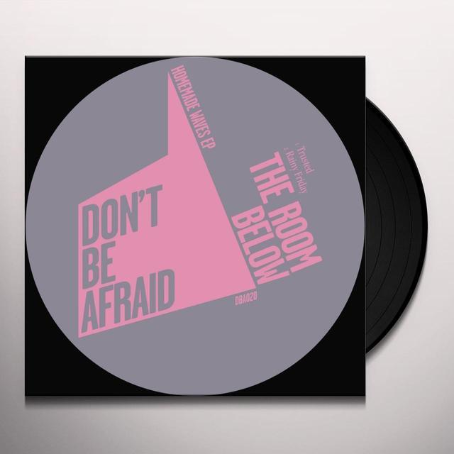 ROOM BELOW HOMEMADE WAVES (EP) Vinyl Record - UK Import
