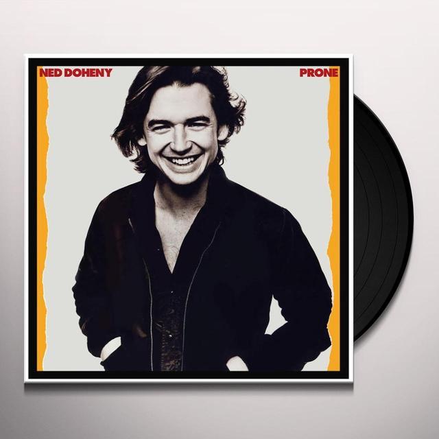 Ned Doheny PRONE Vinyl Record - UK Import