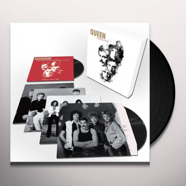 QUEEN FOREVER: DELUXE EDITION  (FRA) Vinyl Record - Deluxe Edition