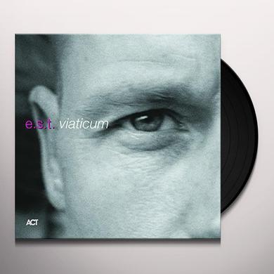Esbjörn Svensson VIATICUM Vinyl Record