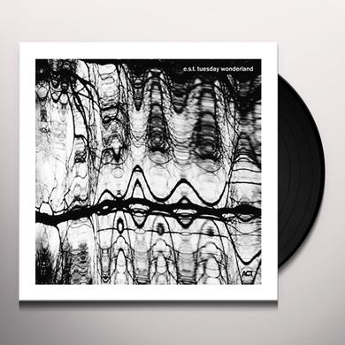 Esbjörn Svensson TUESDAY WONDERLAND Vinyl Record