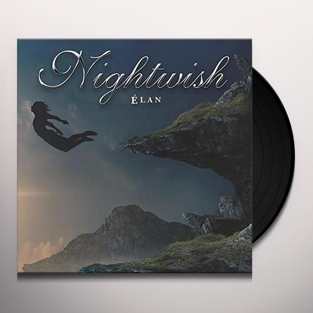 Nightwish ELAN  (FRA) Vinyl Record - 10 Inch Single