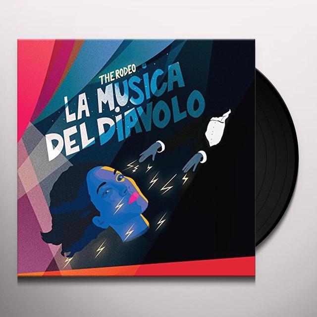 rodeo LA MUSICA DEL DIAVOLO / INCLUS COUPON (FRA) Vinyl Record