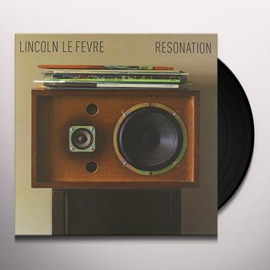 LINCOLN LE FEVRE RESONATION Vinyl Record - Australia Import