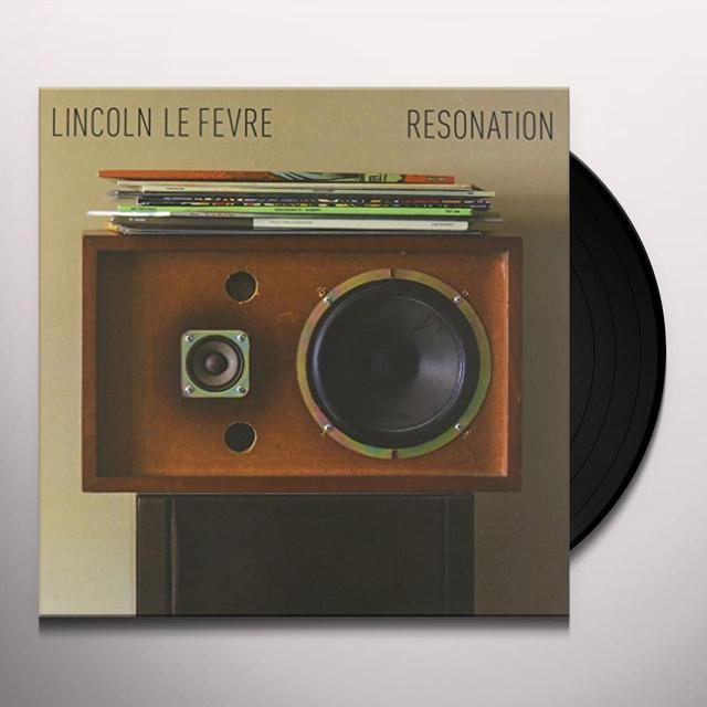 LINCOLN LE FEVRE RESONATION Vinyl Record