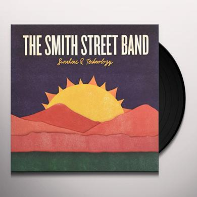 The Smith Street Band SUNSHINE & TECHNOLOGY Vinyl Record