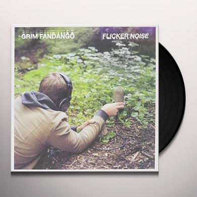 GRIM FANDANGO FLICKER NOISE Vinyl Record - Australia Import